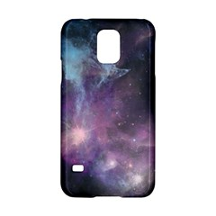 Blue Galaxy  Samsung Galaxy S5 Hardshell Case