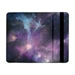 Blue Galaxy  Samsung Galaxy Tab Pro 8.4  Flip Case Front