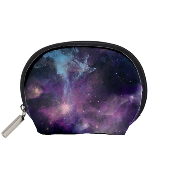 Blue Galaxy  Accessory Pouches (Small)