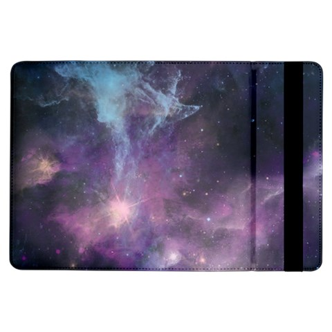 Blue Galaxy  iPad Air Flip