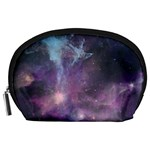 Blue Galaxy  Accessory Pouches (Large)  Front