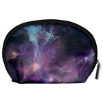 Blue Galaxy  Accessory Pouches (Large)  Back