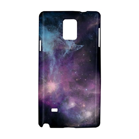Blue Galaxy  Samsung Galaxy Note 4 Hardshell Case