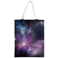 Blue Galaxy  Classic Light Tote Bag