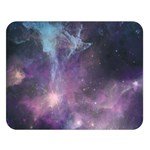Blue Galaxy  Double Sided Flano Blanket (Large)   Blanket Back