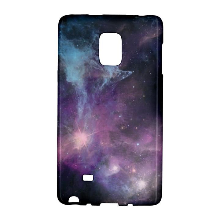 Blue Galaxy  Galaxy Note Edge