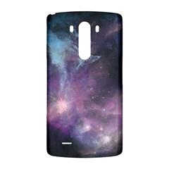 Blue Galaxy  LG G3 Back Case