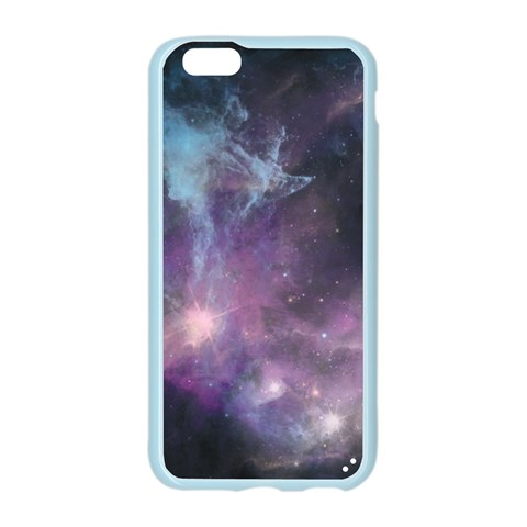 Blue Galaxy  Apple Seamless iPhone 6/6S Case (Color)