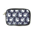 Geometric Deer Retro Pattern Coin Purse Front