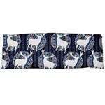 Geometric Deer Retro Pattern Body Pillow Case (Dakimakura) Body Pillow Case