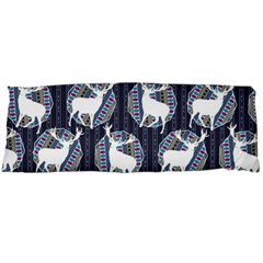 Geometric Deer Retro Pattern Body Pillow Case Dakimakura (Two Sides)