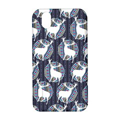 Geometric Deer Retro Pattern LG Optimus P970