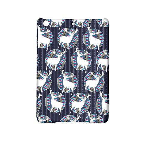 Geometric Deer Retro Pattern iPad Mini 2 Hardshell Cases
