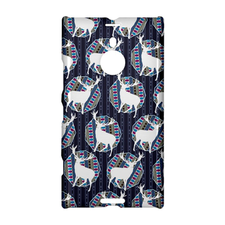 Geometric Deer Retro Pattern Nokia Lumia 1520
