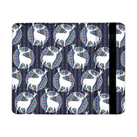 Geometric Deer Retro Pattern Samsung Galaxy Tab Pro 8.4  Flip Case