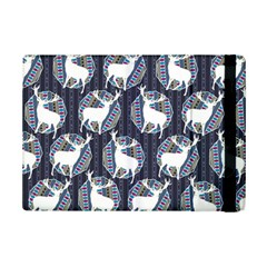 Geometric Deer Retro Pattern iPad Mini 2 Flip Cases