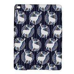 Geometric Deer Retro Pattern Ipad Air 2 Hardshell Cases