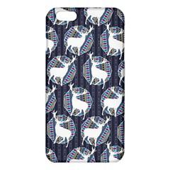 Geometric Deer Retro Pattern Iphone 6 Plus/6s Plus Tpu Case
