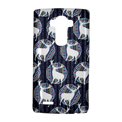 Geometric Deer Retro Pattern Lg G4 Hardshell Case
