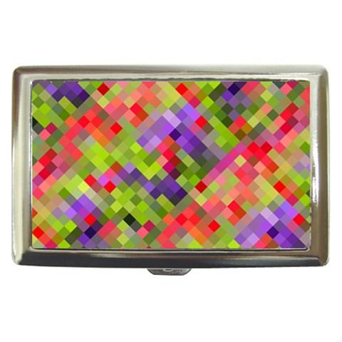 Colorful Mosaic Cigarette Money Cases