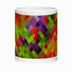 Colorful Mosaic Night Luminous Mugs Center