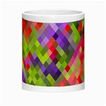 Colorful Mosaic Morph Mugs Center