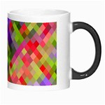 Colorful Mosaic Morph Mugs Right