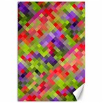 Colorful Mosaic Canvas 20  x 30   30 x20 Canvas - 1