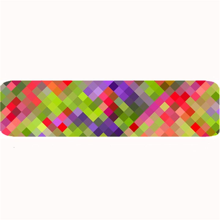 Colorful Mosaic Large Bar Mats