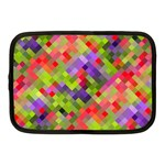 Colorful Mosaic Netbook Case (Medium)  Front