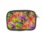 Colorful Mosaic Coin Purse Back
