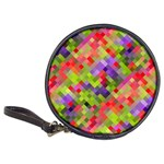 Colorful Mosaic Classic 20-CD Wallets Front