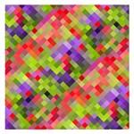 Colorful Mosaic Small Memo Pads 3.75 x3.75  Memopad