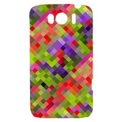 Colorful Mosaic HTC Sensation XL Hardshell Case