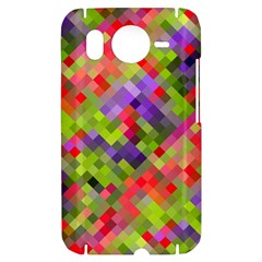Colorful Mosaic HTC Desire HD Hardshell Case