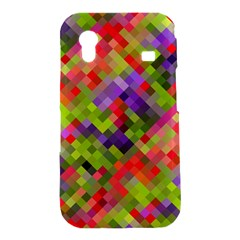 Colorful Mosaic Samsung Galaxy Ace S5830 Hardshell Case