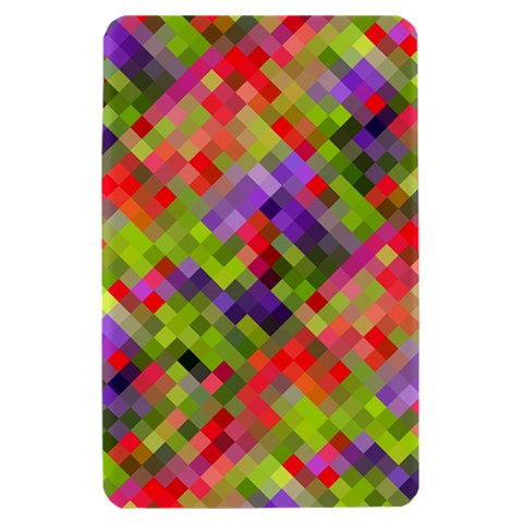 Colorful Mosaic Kindle Fire (1st Gen) Hardshell Case
