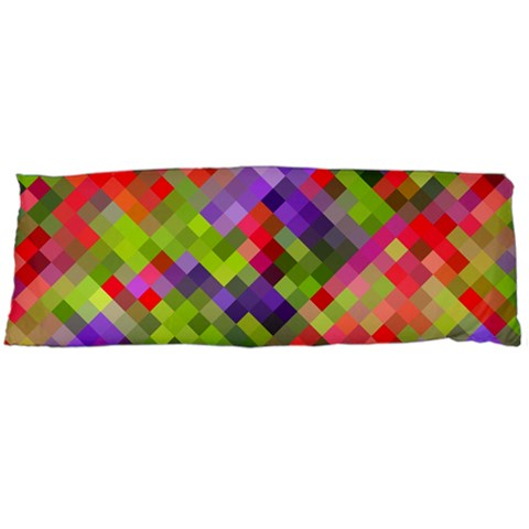 Colorful Mosaic Body Pillow Case (Dakimakura)
