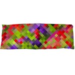 Colorful Mosaic Body Pillow Case (Dakimakura) Body Pillow Case