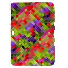 Colorful Mosaic Samsung Galaxy Tab 8.9  P7300 Hardshell Case