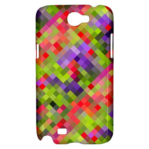 Colorful Mosaic Samsung Galaxy Note 2 Hardshell Case