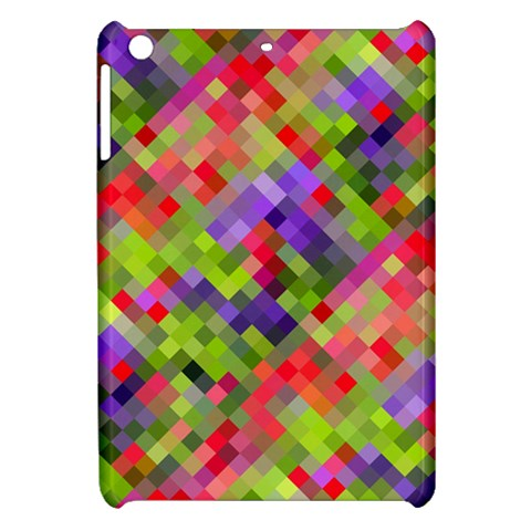 Colorful Mosaic Apple iPad Mini Hardshell Case
