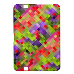 Colorful Mosaic Kindle Fire Hd 8 9
