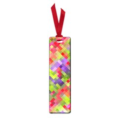 Colorful Mosaic Small Book Marks