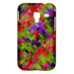 Colorful Mosaic Samsung Galaxy Ace Plus S7500 Hardshell Case