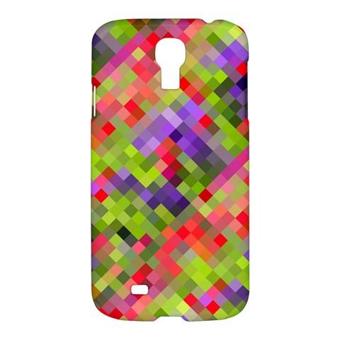 Colorful Mosaic Samsung Galaxy S4 I9500/I9505 Hardshell Case