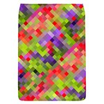 Colorful Mosaic Flap Covers (S)  Front