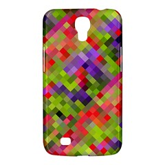 Colorful Mosaic Samsung Galaxy Mega 6 3  I9200 Hardshell Case