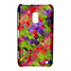 Colorful Mosaic Nokia Lumia 620