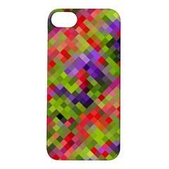Colorful Mosaic Apple Iphone 5s/ Se Hardshell Case